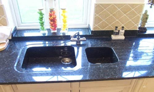Granite & Composite Kitchen worktop colours, hundred\'s to choose ...
