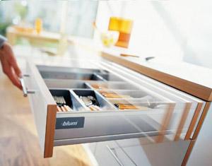 Kitchen Blumotion Drawer