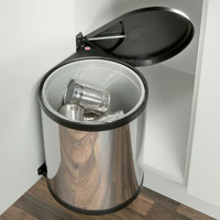 3 - Kitchen Accessories - gain extra space, look at these Waste ...