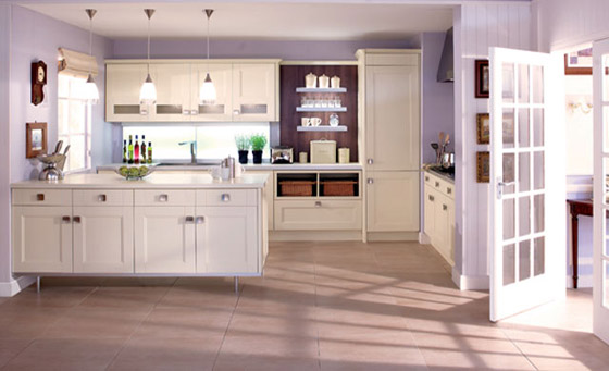Kitchen as Verso Monza Ivory