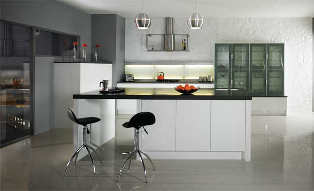Kitchen Design Colours 1 - looking for a new kitchen worried about colour, style and