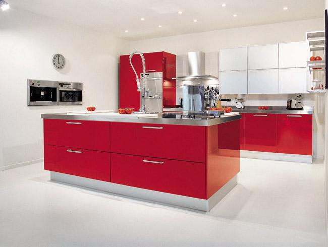 Parapan Red Kitchen Display